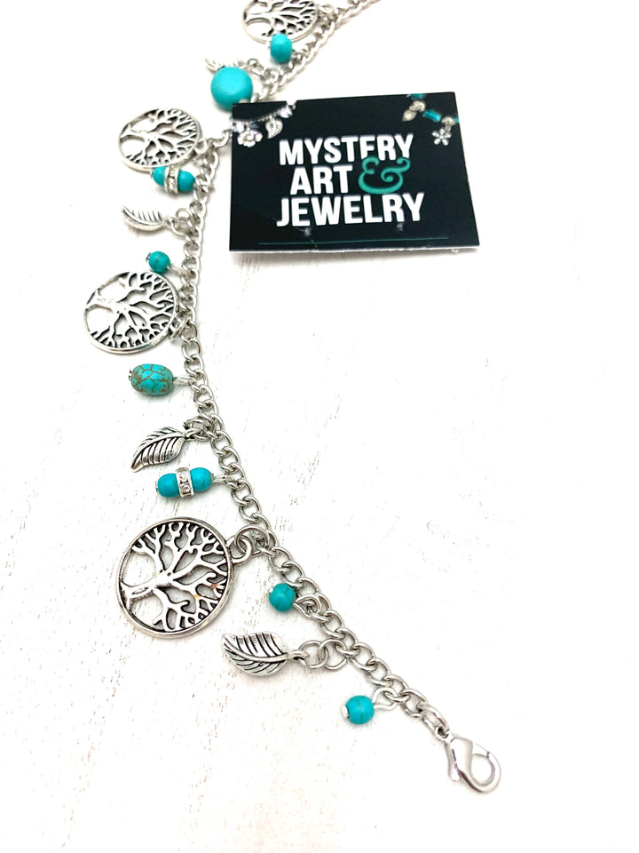 Tree of life bracelet - Mystery Art & Jewelry
