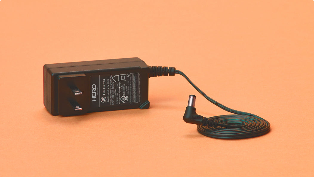 AC Adapter product shot