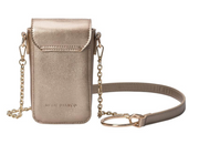 Riki Gold Tech Crossbody