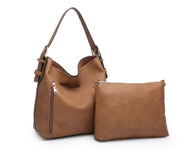 Alexa 2 in 1 Conceal Carry Tawny Hobo