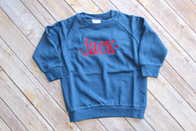 Load image into Gallery viewer, Navy Sweatshirt