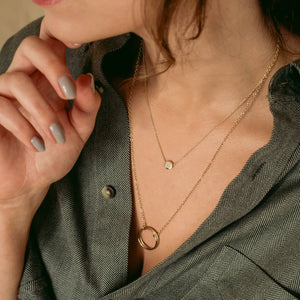 The Salm Necklace