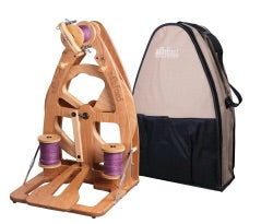 Ashford Joy 2 Spinning Wheel with Carry Bag