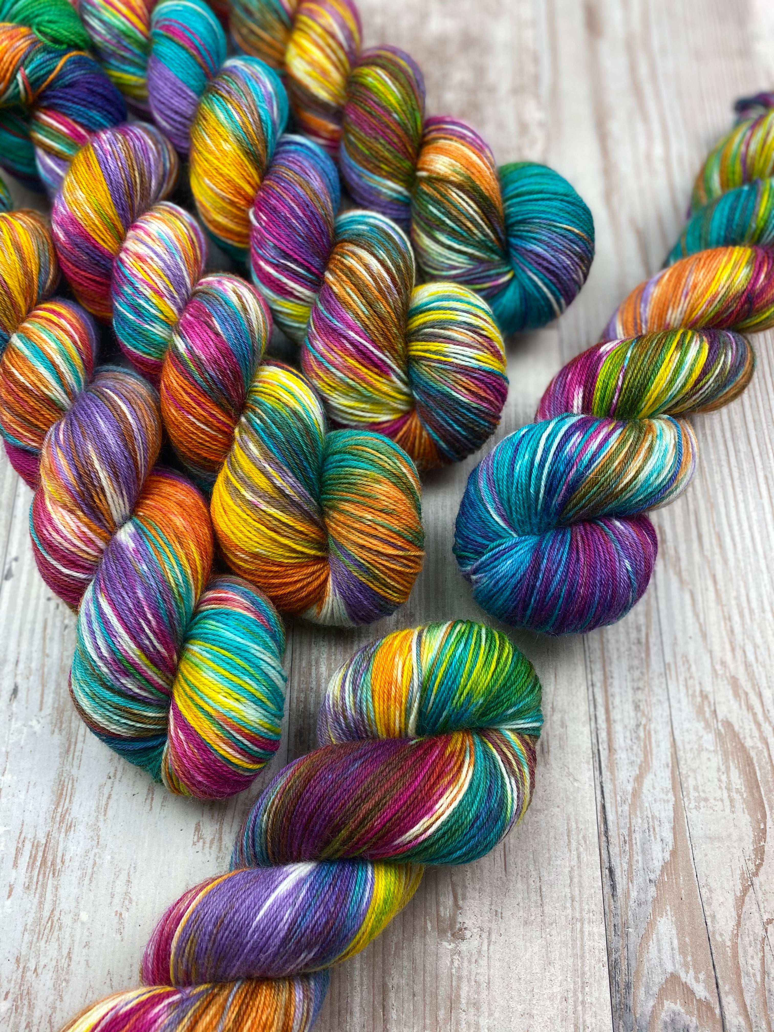 Peace & Love | BFL 4ply