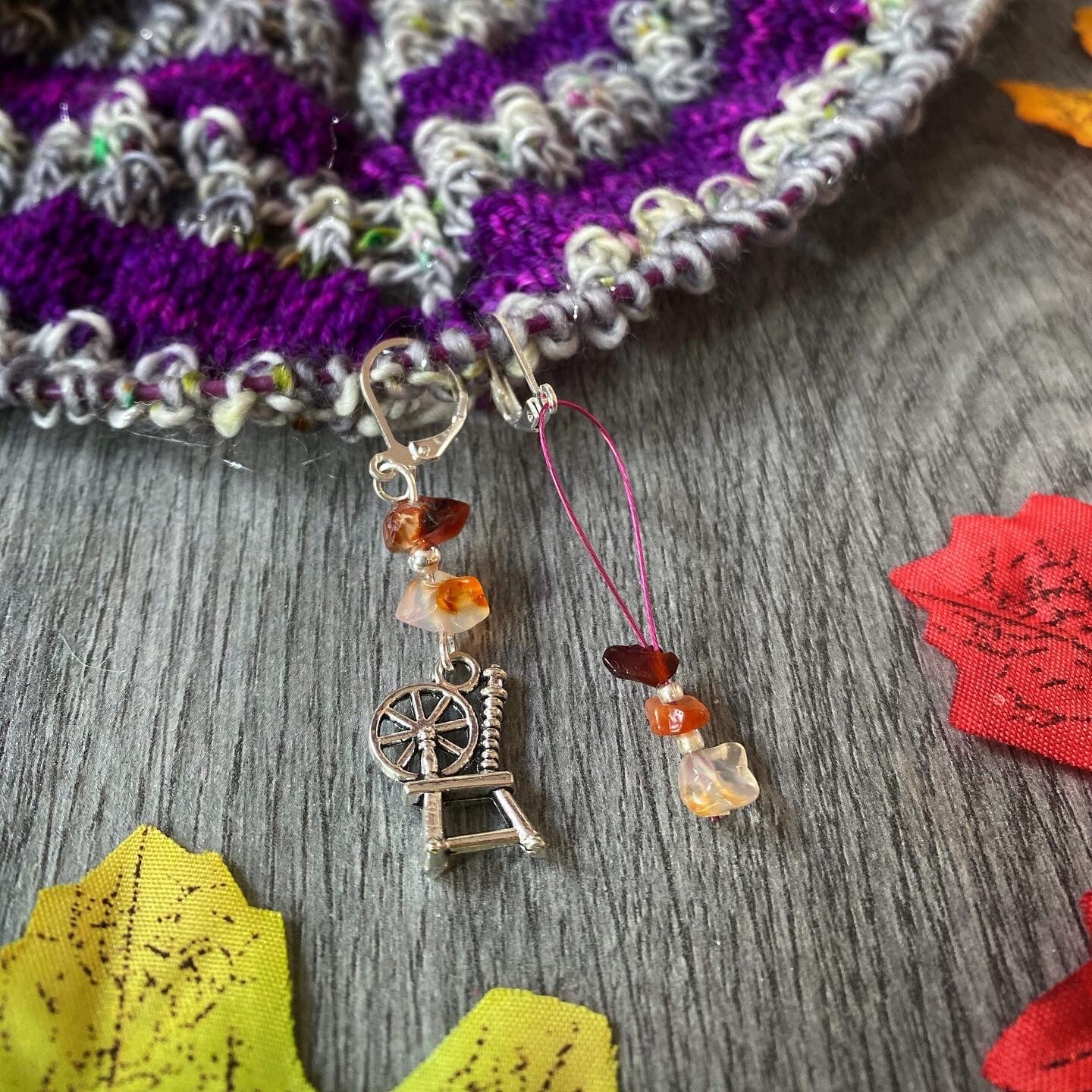 Stitch Markers | Handcrafted by Tricia