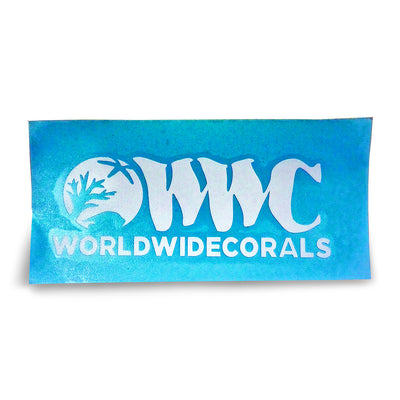 WWC Transfer Decal Sticker 4""