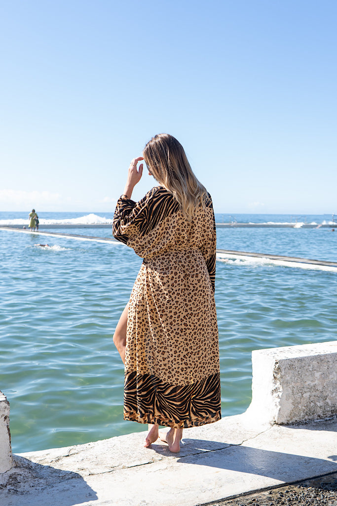 Ziggy maxi skirt