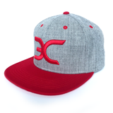 """RED RACER"" CLASSIC SNAPBACK"