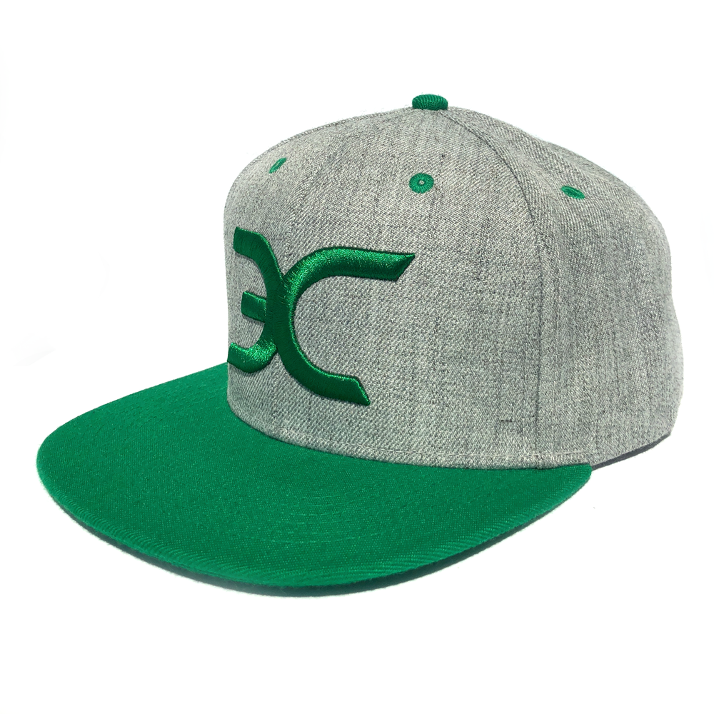 """GREEN RACER"" CLASSIC SNAPBACK"