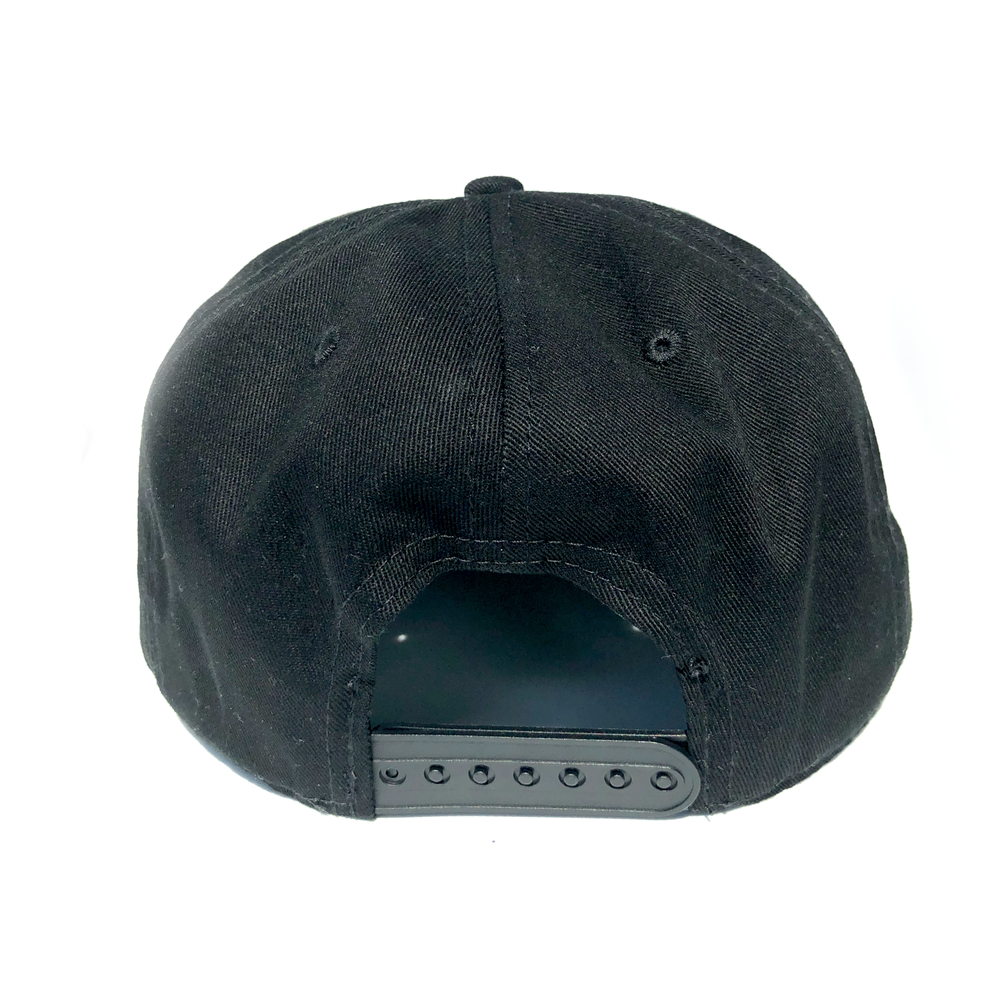 """BLACK STEALTH"" CLASSIC SNAPBACK"