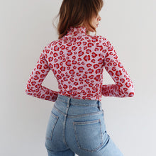 Load image into Gallery viewer, The Hazel High Neck Top