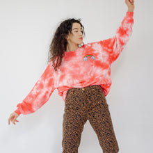 Load image into Gallery viewer, The Fee Tie Dye Sweatshirt