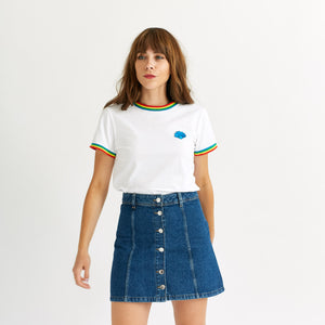 Saturday By Megan Ellaby The Lennie T-Shirt
