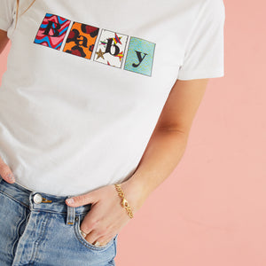 Saturday by Megan Ellaby BABY GRAPHIC T-SHIRT