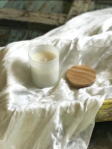 Matte White Candle | 10 oz. {Reserved Listing}