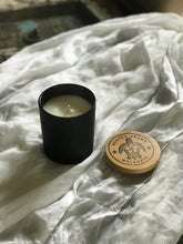 Essential Oil Aromatherapy Candle | Matte Black | 10 oz.