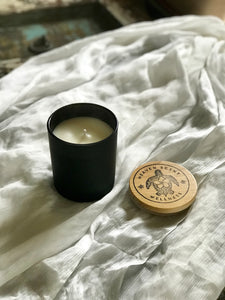 Essential Oil Aromatherapy Candle | Matte Black | 13 oz.