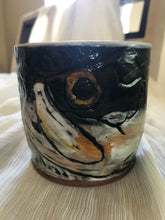 Handmade Fish Head Mug