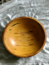 Antique Primitive Wooden Bowl | large
