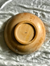 Antique Japanese Wooden Bowl