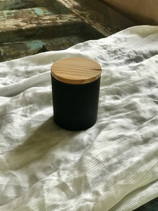 Essential Oil Candle - Matte Black - 10 oz.