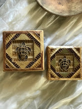 Banana Leaf Sea Turtle Box | Set of two