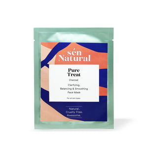 Pure Treat - Charcoal Sheet Mask