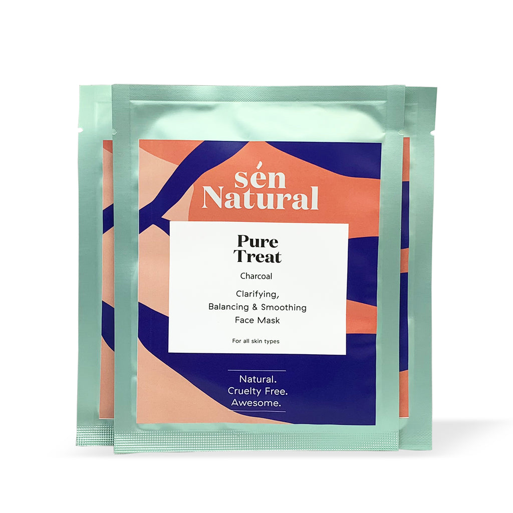 Charcoal Trilogy - Pure Treat Masks