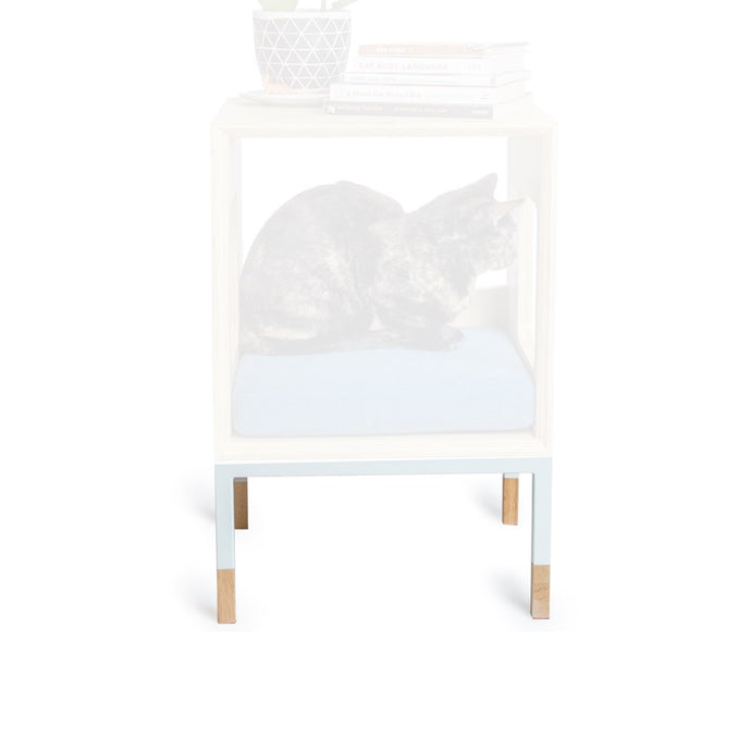 Contemporary Steel Base Modular Cat Furniture Mjau Home Modern Cat Furniture