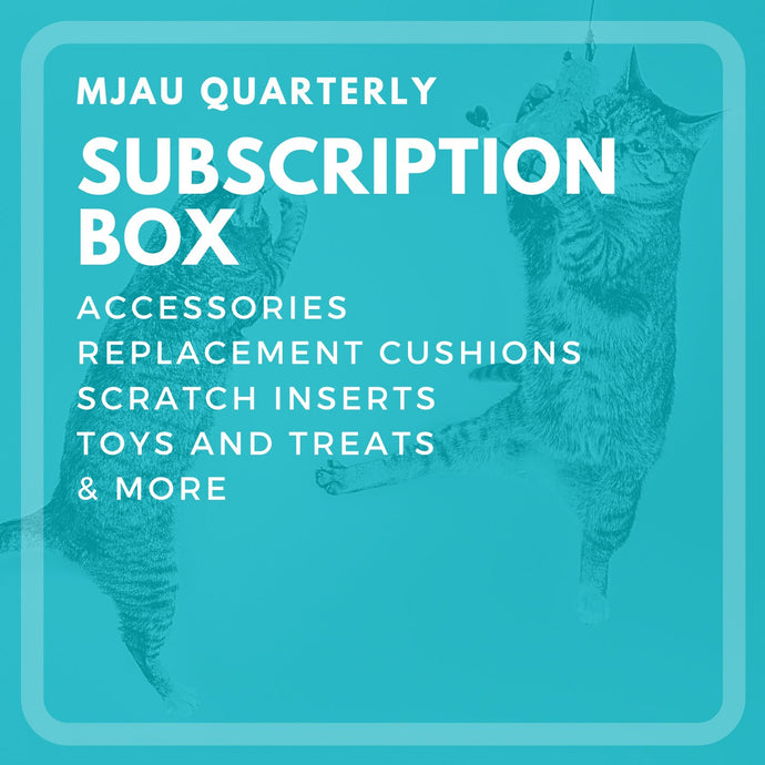 Quarterly Subscription Box Modular Cat Furniture Mjau Home Modern Cat Furniture