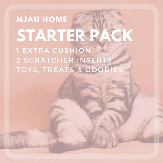 Starter Pack Modular Cat Furniture Mjau Home Modern Cat Furniture