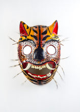 Jaguar Dance Ritual Mask from Guerrero