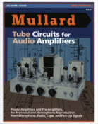 Mullard Tube Circuits for Audio Amplifiers - CC-Webshop