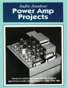 Audio Amateur Power Amp Projects - CC-Webshop