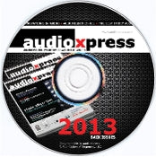 audioXpress 2013 Back Issues on CD - CC-Webshop
