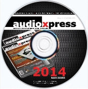 audioXpress 2014 Back Issues on CD - CC-Webshop