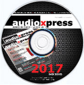 audioXpress 2017 Back Issues on CD - CC-Webshop