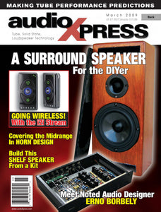 audioXpress Issue March 2009 - CC-Webshop