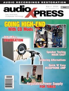 audioXpress April 2009 PDF - CC-Webshop