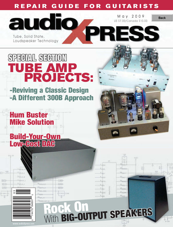 audioXpress Issue May 2009 - CC-Webshop