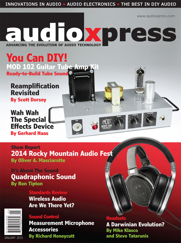 audioXpress January 2015 - CC-Webshop
