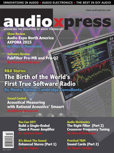 audioXpress July 2015 - CC-Webshop