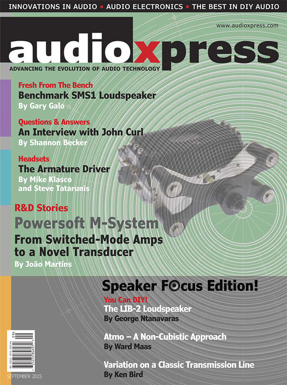 audioXpress September 2015 - CC-Webshop