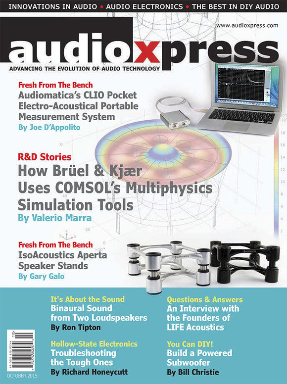 audioXpress October 2015 - CC-Webshop