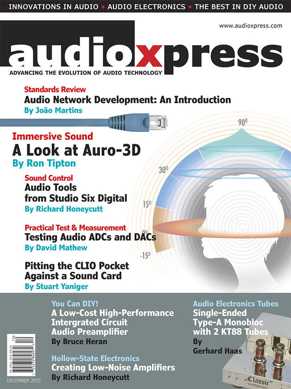 audioXpress December 2015 PDF - CC-Webshop