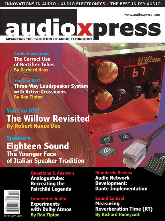 audioXpress February 2016 PDF - CC-Webshop