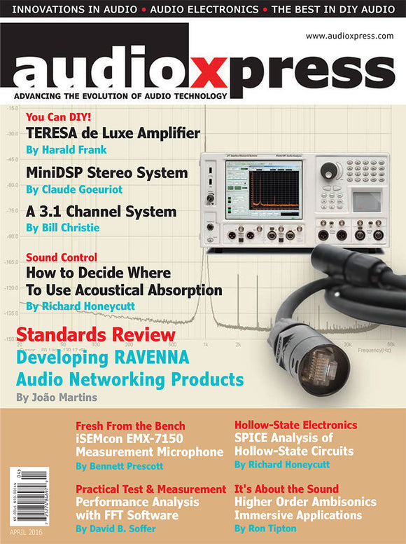 audioXpress April 2016 PDF - CC-Webshop