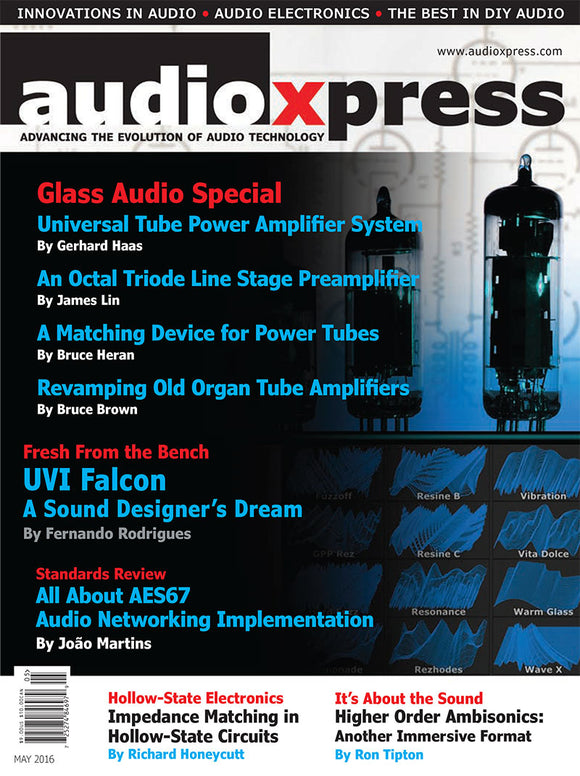audioXpress May 2016 - CC-Webshop