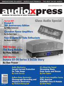 audioXpress May 2017 (PDF) - CC-Webshop