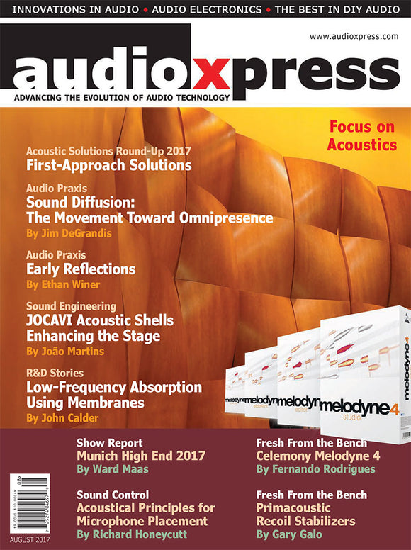 audioXpress August 2017 PDF - CC-Webshop
